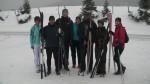 XC-skiing